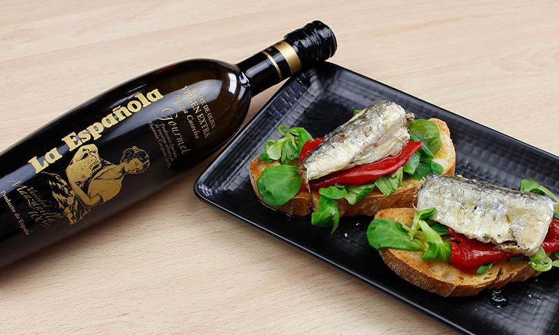 Usos en crudo del aceite de oliva