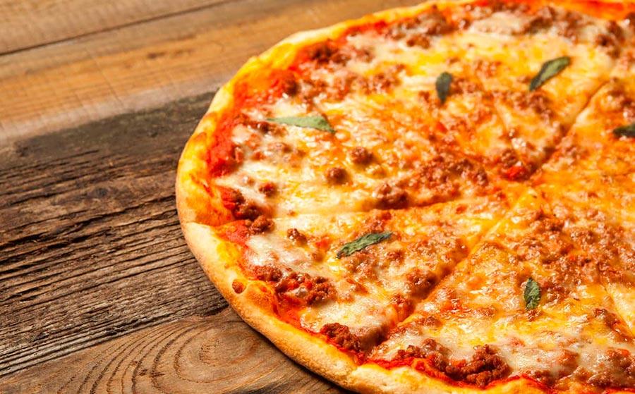 Pizza boloñesa: un plato típico italiano