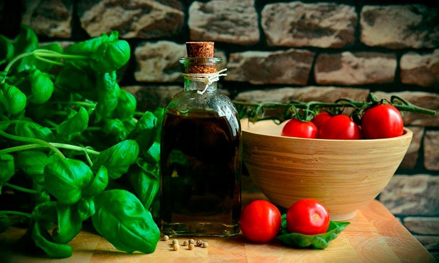 Aceite de oliva estatinas