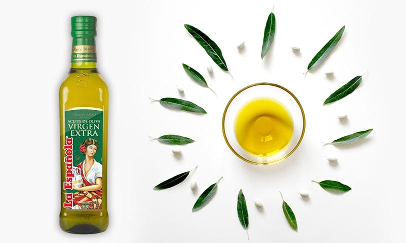 Aceite de oliva para controlar el colesterol