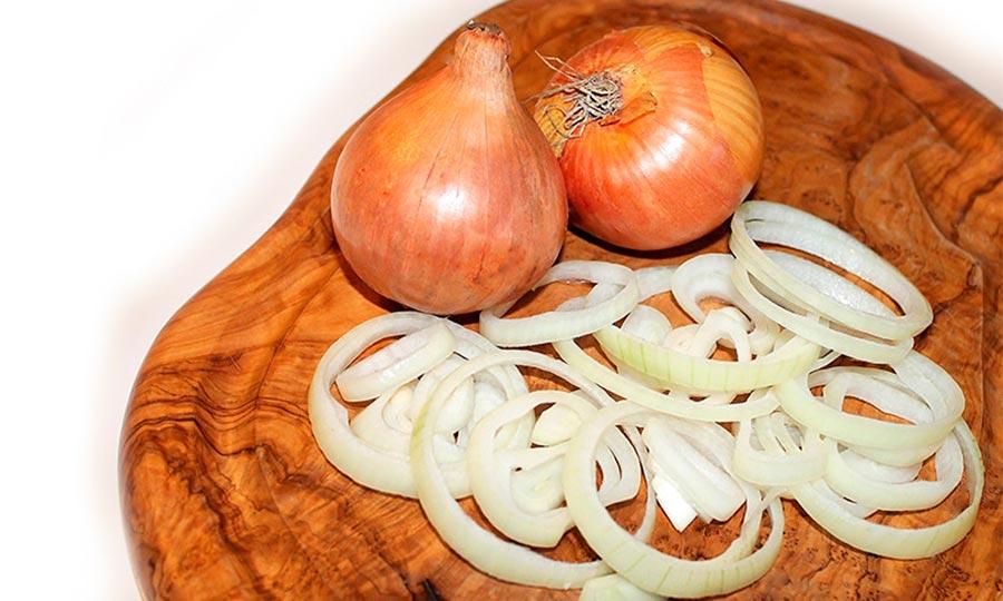 Cebolla marron