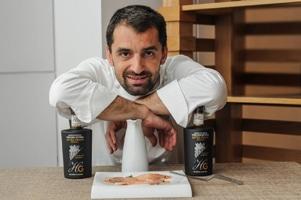 Julio Fernández – Jefe de cocina del Restaurante Abantal (Sevilla)