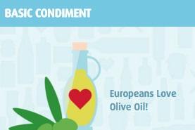 The Taste of Europe: el aceite de oliva un básico para los europeos