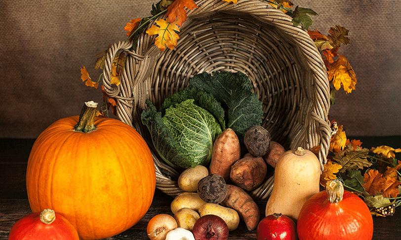 5 alimentos de otoño que no pueden faltar en nuestra cocina