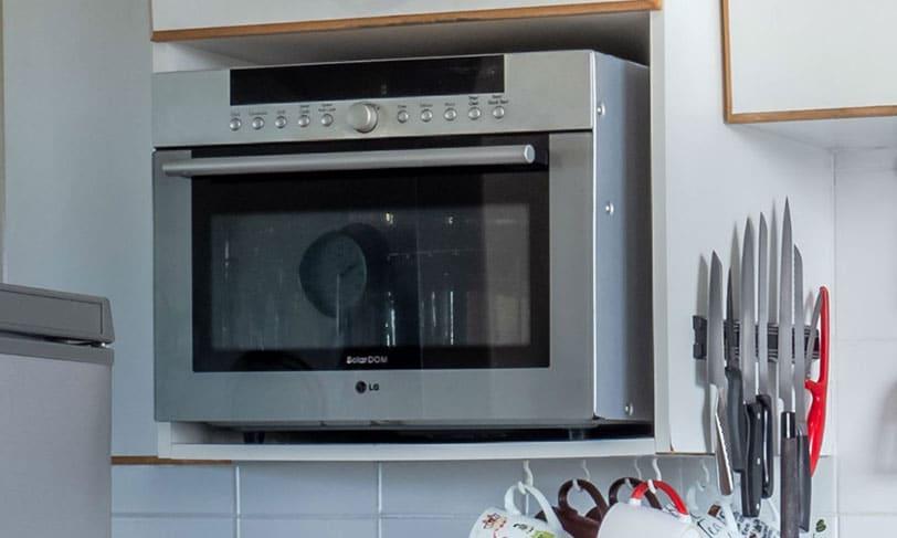 Cómo cocinar con microondas