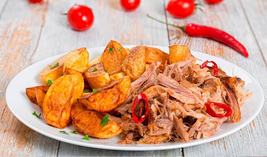 Cordero-al-horno-con-patatas
