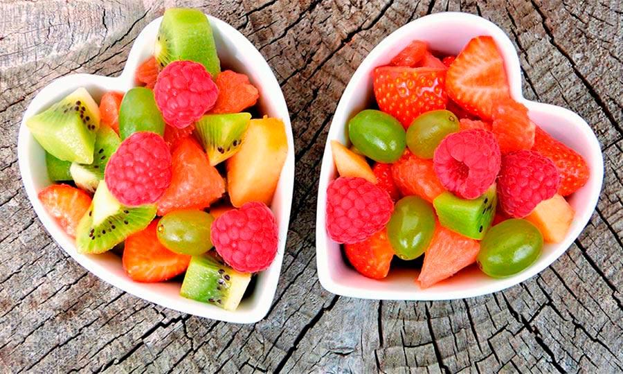 frutas frescas alternativas consumo de azucar