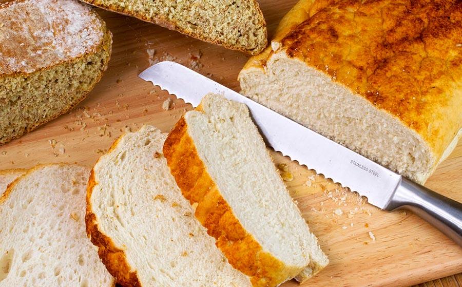 Pan con zumo de mandarina