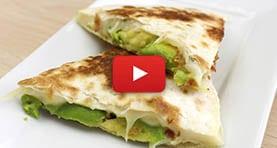 receta-quesadillas-de-aguacate-y-queso