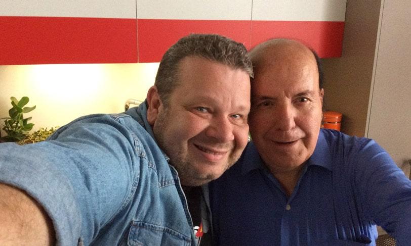 Chiquito Chicote: Las risas que compartimos