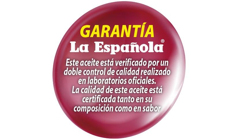 La Española confirma la calidad virgen extra de sus aceites de oliva