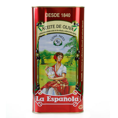 aceite de oliva suave 04 lata