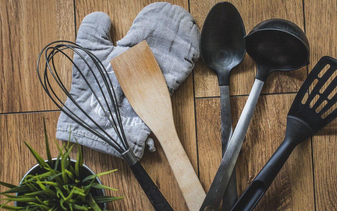 10 utensilios de cocina prácticos de un buen cocinero